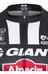 Giant Alpecin Replica Jersey korte mouwen zwart